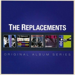 ORIGINAL ALBUM RERIES (5CD)