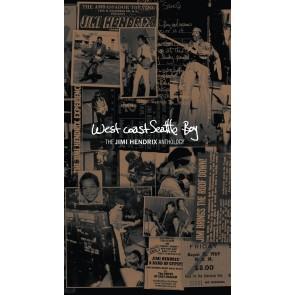 WEST COAST SEATTLE BOY: THE J.H. ANTHOLOGY (4 CD+DVD)
