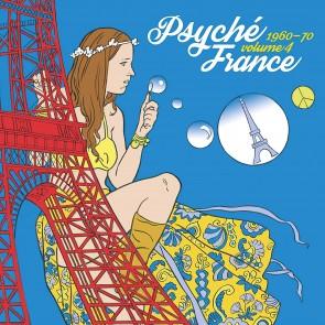 PSYCHE FRANCE VOL. 4 (RSD 2018)