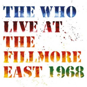 LIVE AT THE FILLMORE 3LP