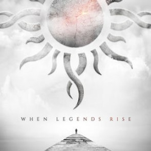 WHEN LEGENDS RISE CD