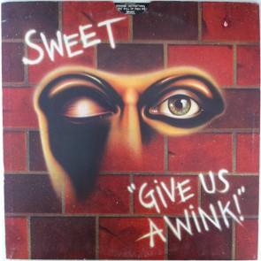 GIVE US A WINK (LP)