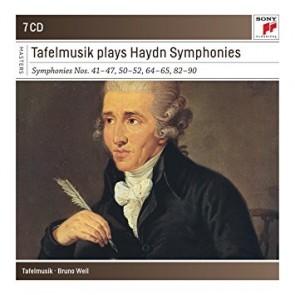 TAFELMUSIK PLAYS HAYDN SYMPHONIES (7CD)