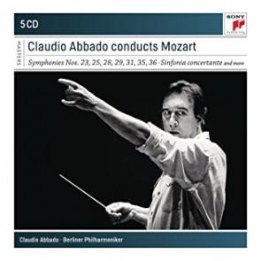 CLAUDIO ABBADO CONDUCTS MOZART (5CD)