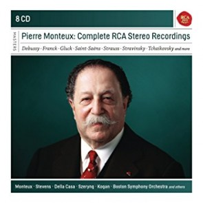 PIERRE MONTEUX - THE COMPLETE RCA STEREO RECORDINGS (8CD)