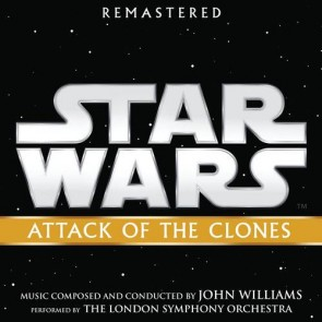 STAR WARS: ATTACK OF THE CLONES CD