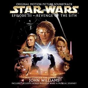 STAR WARS: REVENGE OF THE SITH CD