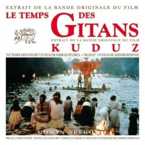 LE TEMPS DES GITANS LP