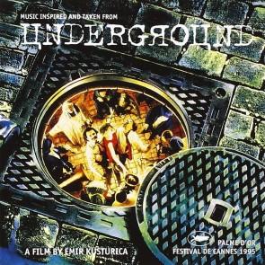 UNDERGROUND LP