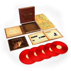 THE LORD OF THE RINGS: THE FELLOWSHIP OF THE RING: THE COMPLETE RECORDINGS 5LP