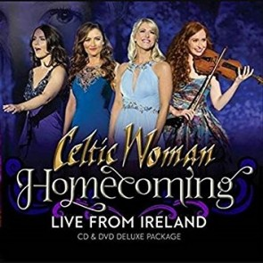 HOMECOMING-LIVE FROM IRELAND CD