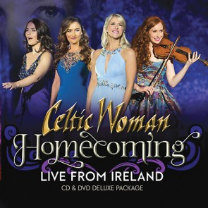 HOMECOMING-LIVE FROM IRELAND CD+DVD