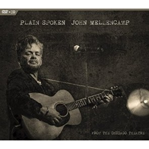 PLAIN SPOKEN-FROM THE CHICAGO THEATRE DVD+CD
