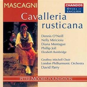 MASCAGNI:CAVALLERIA RUSTIC 2CD+BD