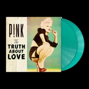 THE TRUTH ABOUT LOVE (2LP DOUBLE MINT GREEN)