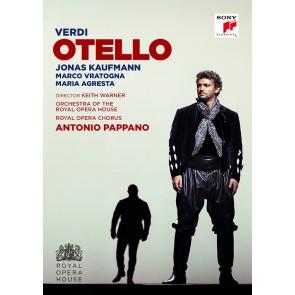 VERDI: OTELLO (2 DVD)