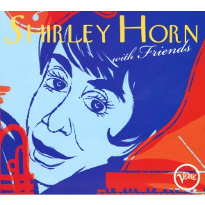 SHIRLEY HORN WITH FRIENDS 2CD