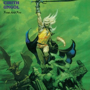 FROST AND FIRE CD