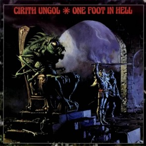 ONE FOOT IN HELL CD