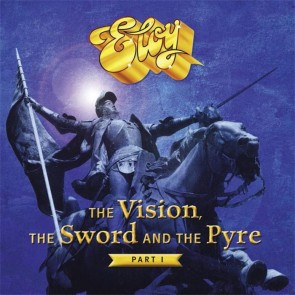 THE VISION, THE SWORD AND THE PYRE (PART 1) CD