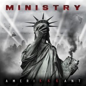 AMERIKKKANT CD