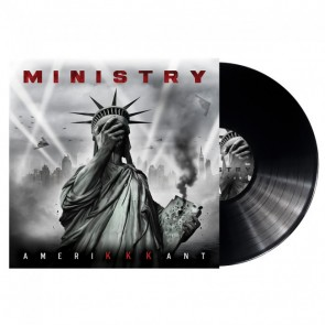 AMERIKKKANT LP (BLACK) IN GATEFOLD