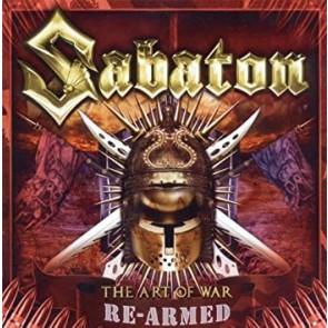 THE ART OF WAR RE-ARMED CD