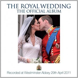 THE ROYAL WEDDING: THE OFFICIAL ALBUM CD