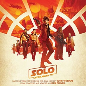 SOLO:A STAR WARS STORY CD