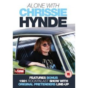 ALONE WITH CHRISSIE HYNDE DVD