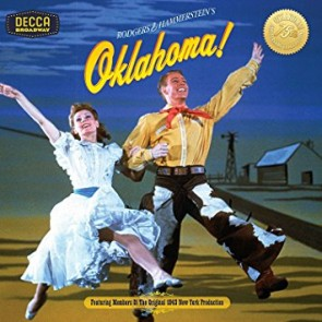 OKLAHOMA! 75TH ANNIVERSARY CD