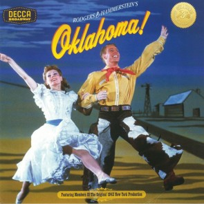 OKLAHOMA!75TH ANNIVERSARY LP