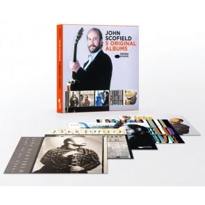 5 ORIGINAL ALBUMS (Spontaneous Inventions/Simple Pleasures /Medicine Music /Bang!Zoom /Beyond Wo) CD