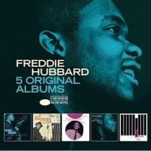 5 ORIGINAL ALBUMS (Open Sesame/Goin' Up /Hub Cap /Ready For Freddie /Hub-Tones )CD