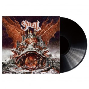 PREQUELLE clear black LP