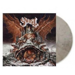 PREQUELLE clear silver LP