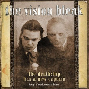 THE DEATHSHIP HAS A NEW CAPTAIN CD