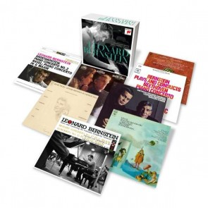 LEONARD BERNSTEIN - THE PIANIST (11CD)