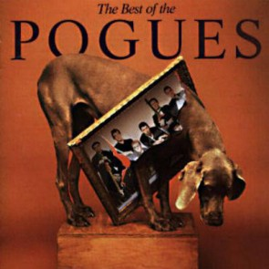 THE BEST OF THE POGUES LP