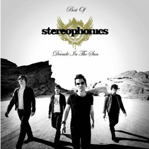 DECADE IN THE SUN - BEST OF STEREOPHONICS 2LP