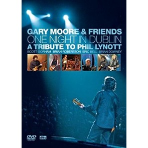 ONE NIGHT IN DUBLIN:A TRIBUTE TO PHIL LYNOTT DVD