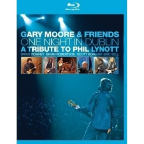 ONE NIGHT IN DUBLIN:A TRIBUTE TO PHIL LYNOTT BD