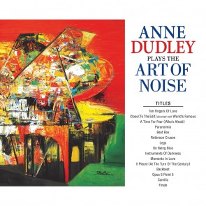 PLAYS THE ART OF NOISE CD