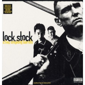 LOCK,STOCK AND TWO SMOKING 2LP