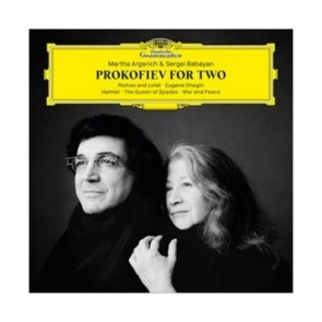 PROKOFIEV FOR TWO 2LP