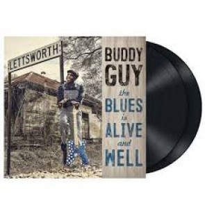 THE BLUES IS ALIVE AND WELL (2LP)