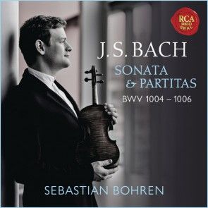 BACH: VIOLIN SONATA & PARTITAS, BWV 1004-1006 (CD)