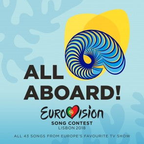 EUROVISION SONG CONTEST LISBON 2018 (3DVD)