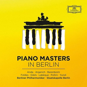 PIANO MASTERS IN BERLIN –8CD
