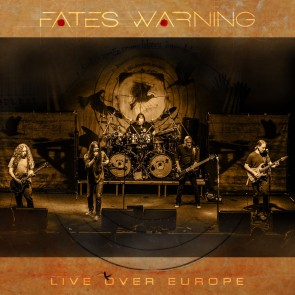LIVE OVER EUROPE (3LP + 2CD)